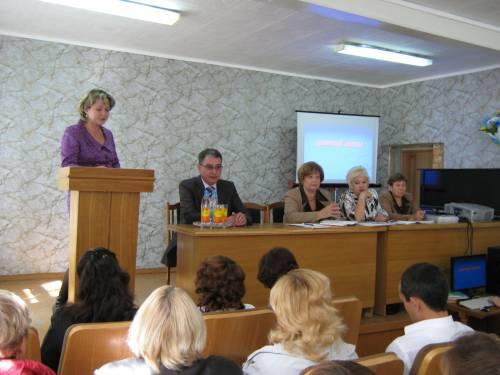 Заседание совета по фельдшерскому делу
